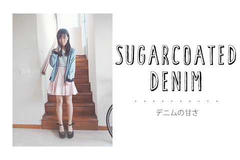 Sugarcoated Denim